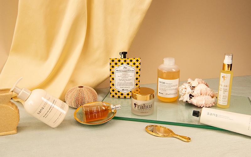 uae clean beauty platform skincare makeup Glow Getters emirati women