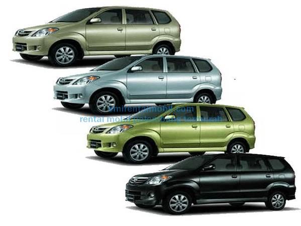 Harga Sewa Mobil Avanza Palembang
