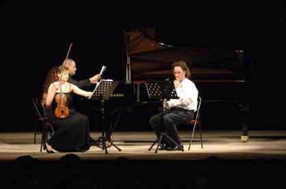 July 1st/2005 - Istanbul Music Festival with Marina Chiche & Chen Halevi - 2