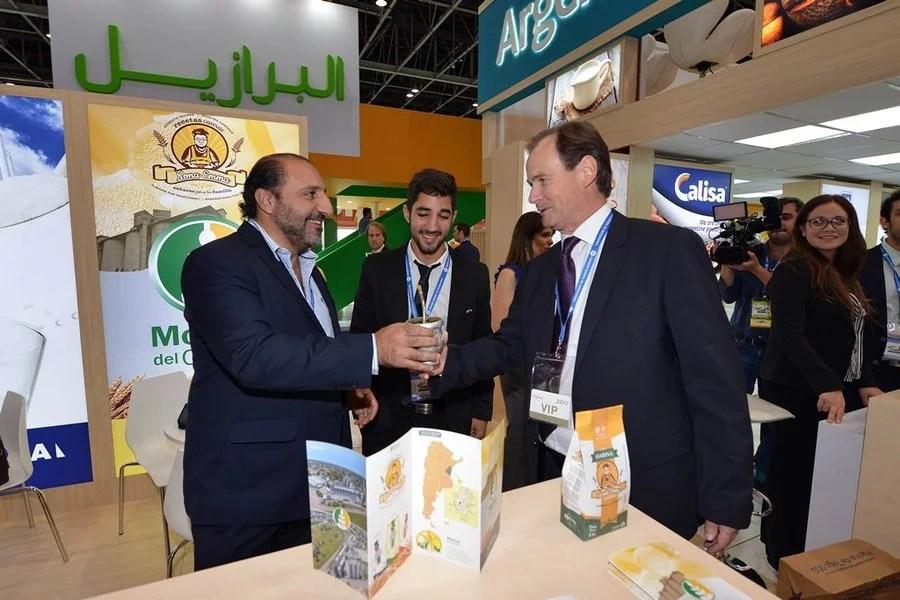 Bordet promociona a las empresas entrerrianas en el mercado internacional