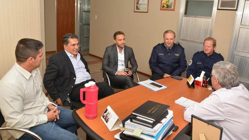 El gobierno provincial entregó aportes por más de 249 mil pesos en Oro Verde