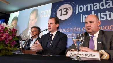 """Photo of Bordet: """"Vamos a sostener las políticas que propendan a alentar al sector industrial"""""""