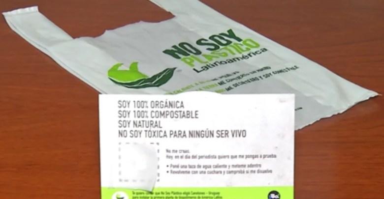 """3efa097d7 La empresa, llamada, """"No soy plástico"""", fabricará bolsas biodegradables y  se instalará en Canelones, Uruguay con la primera planta de biopolímeros de  ..."""