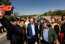 Photo of El gobernador Bordet dejó inaugurada la ruta entre Oro Verde y Tezanos Pinto