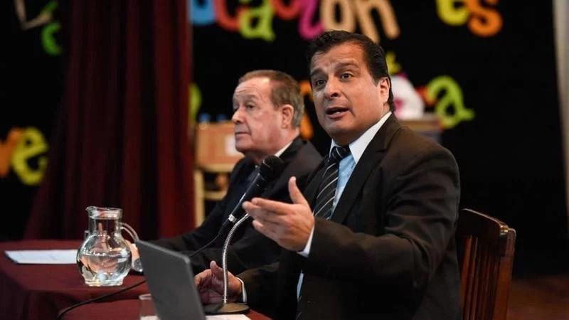 Marcelo Casaretto se refirió a la deuda externa y las elecciones