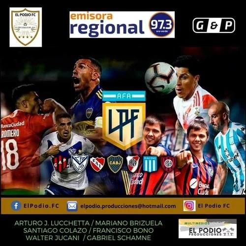 El Podio FC – Patronato