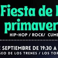 Ecología, feminismo y música el 21 de setiembre en Oro Verde