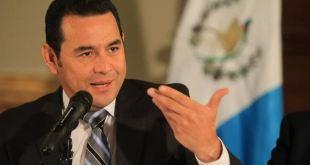 CSJ rechaza dos solicitudes de antejuicio presentadas contra presidente Jimmy Morales