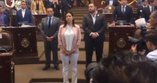 Diputada Congreso Ciudad de México Trata de personas