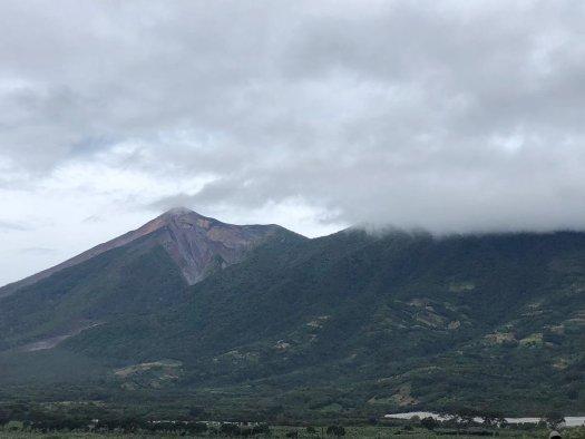 Actividad Volcán de Fuego