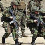 ejercicio militar conjunto