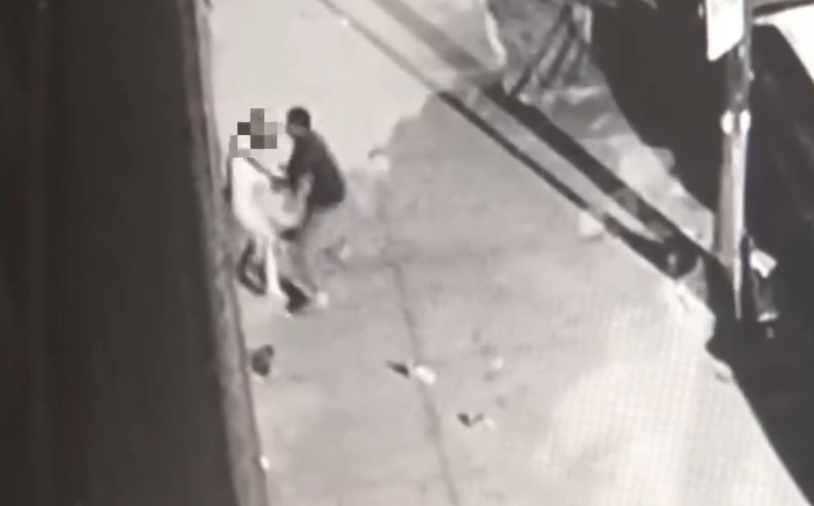 video violación Brooklyn Estados Unidos