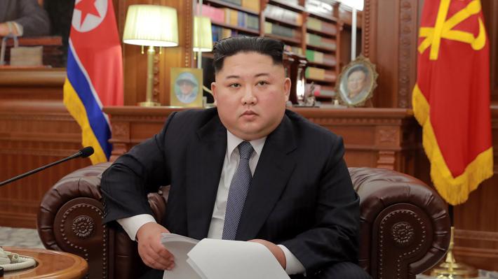 Kim Jong Un viaja a China