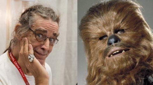 Peter Mayhew Chewbacca Star Wars