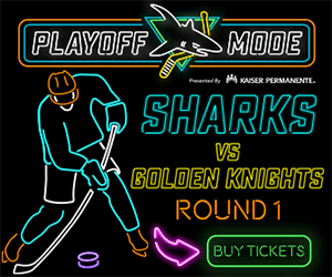 Sharks vs Golden Knights – 2019 Game #7 - EMI Sports Central
