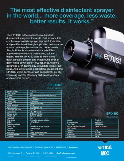 EMist EPIX360 MOC Cobranded