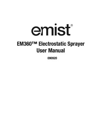EM360 User Manual 9.20