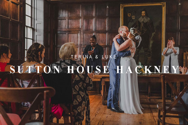 weddings at sutton house hackney