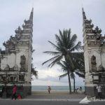 Bali deszczową porą