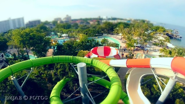 Water Slide JPark Island Resort and Waterpark Cebu