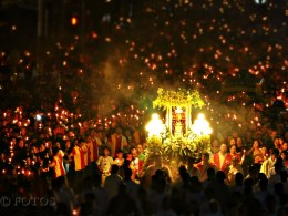 image 2 walk with jesus sinulog 2015
