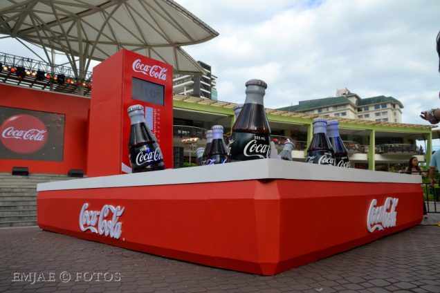 big cooler perfect coke sarap ng first