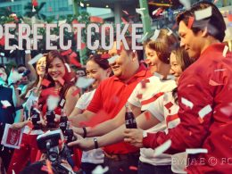 Featured PerfectCoke Launch SarapngFirst