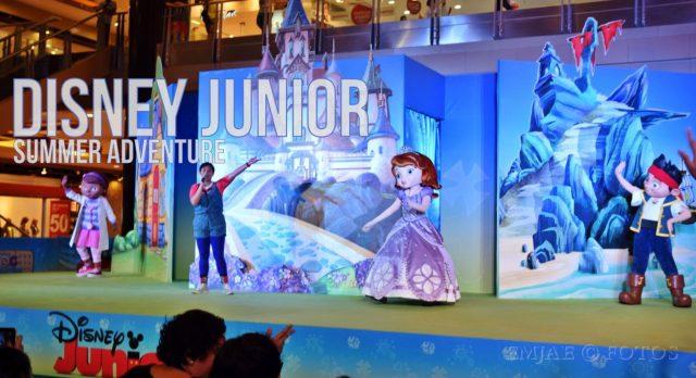 Featured 3 Characters Disney Junior Toy Kingdom SM Cebu