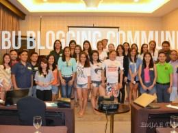 Cebu Blogging Community at Diamond Suites