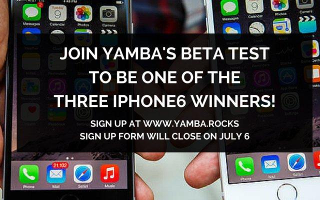 Featured Yamba Rocks Beta Test