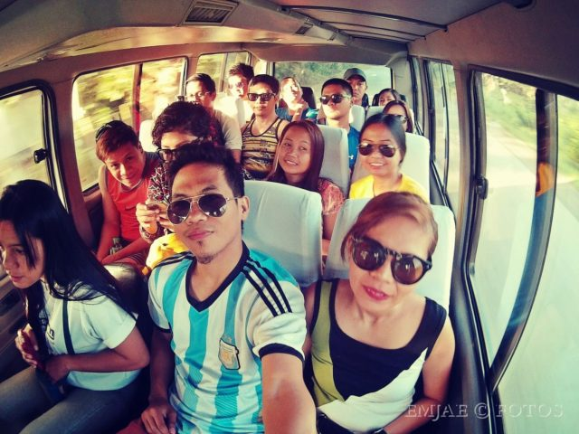 Joyride Road to El Nido Island Hopping Barkada Goals