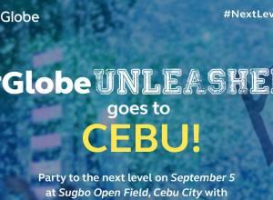 Feature Globe Unleashed Goes to Cebu