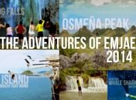 Adventures of Emjae 2014