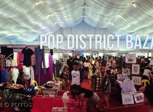 Featured Pop District Bazaar Cebu