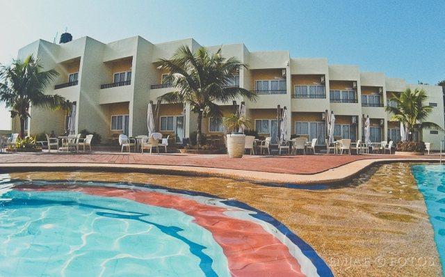 Infinity Rooms Night Danao Coco Palms Resort