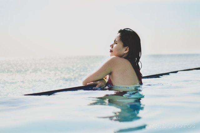 Jane Infinity Danao Coco Palms Resort