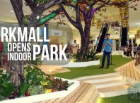 Featured Arch Rediscover Life Indoor Park Parkmall
