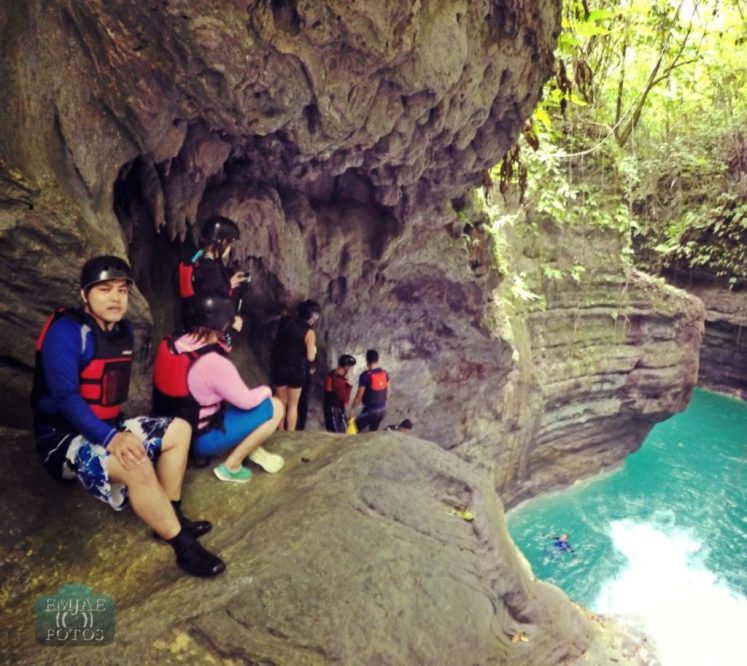 Beside Canyoning 3 Canyoneering in Cebu
