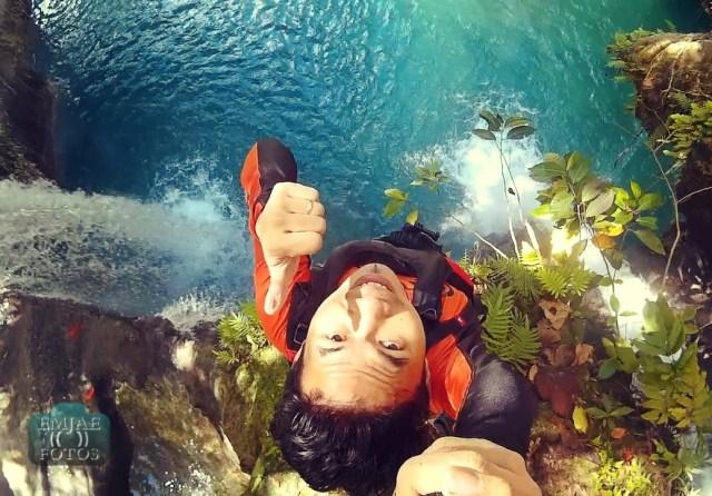 Kawasan 40 Canyoning Canyoneering in Cebu