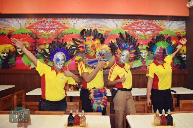 Staff Chicken Deli Bacolod
