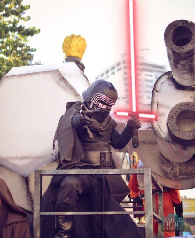 Kylo Sinulog Star Wars Cebu Lightsaber