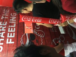 Coca-cola Taste The Feeling Cebu 02