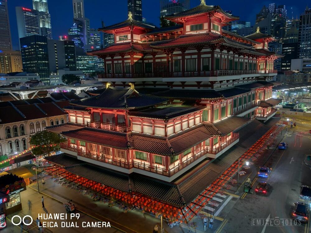 Singapore Chinatown Photowalk Huawei P9