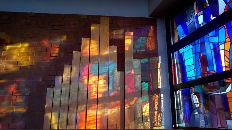 Foto Kirchenfenster