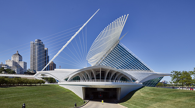 Image result for Milwaukee Art Museum, Wisconsin, 1982