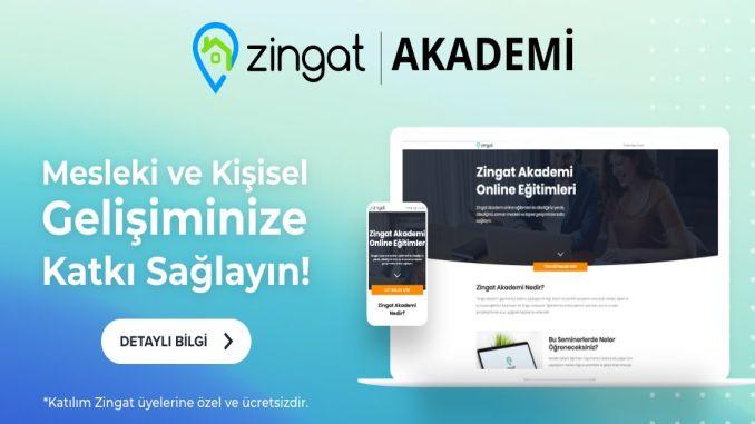 Zingat Akademiden Online
