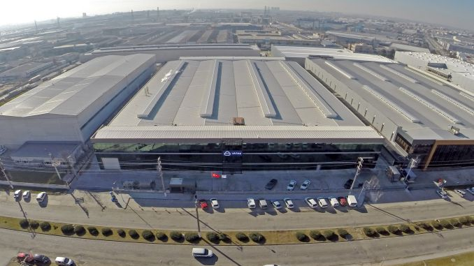 Aktas Holding yeni bina