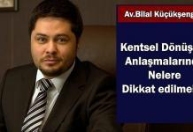 Bilal Küçükşengün avukat