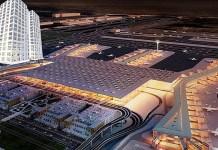 3. havalimanı otel inşası