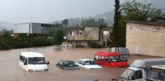 Ordu Sel Felaketi